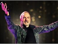Neil Diamond 50 Year Anniversary tickets -SSE Arena Belfast