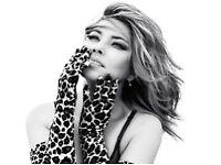 Shania Twain Tickets x3 Seated Thursday 27th September