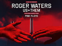 Roger Waters: US + Them Tue, Oct 3 @ 8:00 PM-Air Canada Centre