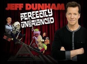 "SOLD OUT!! Jeff Dunham ""Perfectly Unbalanced"" Tour - SATURDAY"