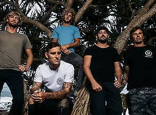1 x Parkway Drive Ticket - Melbourne 26th Jan Australia Day