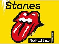 Rolling Stones, Golden Circle (front stage), Zurich, 20/9/17 tickets