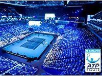 **Barclays ATP World Tour - 2 X Final tickets**