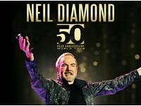 Neil Diamond Tickets For Sale - 3 Arena Dublin