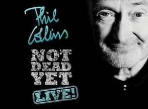 Phil Collins Tickets x 4 Melbourne Show Fri 1st Feb (face value $1236)