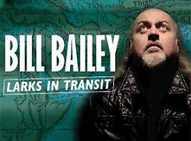 Bill bailey. Leicester.