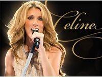 Celine Dion Tickets   Birmingham   27/07/2017