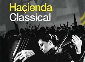 Hacienda Classical Royal Albert Hall, London, Loggia Box Seats 28th Sept 2018