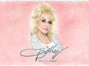 x2 ($50 total) Dolly Parton General Admission Tix