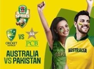 Australia v Pakistan ODI WACA - Seated Tickets For Sale Perth Perth City Area Preview