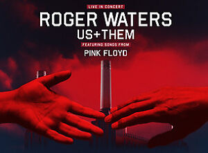 2 Tickets to Roger Waters - Wednesday, October 26