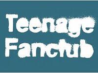 TEENAGE FANCLUB - DOWNSTAIRS STANDING - O2 SHEPHERDS BUSH EMPIRE - SUN 26/02 - £35!