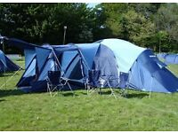 Excellent Vango diablo 6 person tent