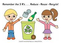 Looking for your recyclables