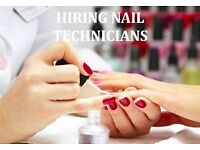 Nail Technician wanted.