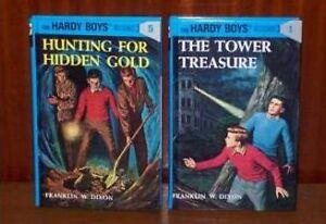 Books - Hardy Boys
