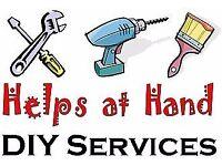 Handyman / Painter / Furniture Assemble