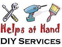 Professional Handyman / Painter / Furniture Assembler