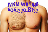 ⭐️ Professional Waxing  + Manscaping for Men ⭐️