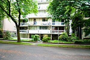 Finely Furnished Apartment in Vancouver's West End #583