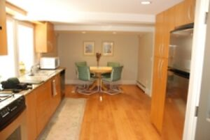 Newly Renovated 2 Bedroom Garden Suite Furnished North Van #572 North Shore Greater Vancouver Area image 4