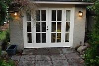Lovely Detached Carriage House Fully Furnished - Shaughnessy
