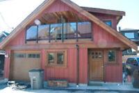 Weekly Rental - Point Grey Laneway Furnished Home near UBC 576w