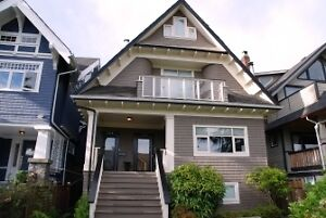2 Bedroom Furnished Suite in Kitsilano Character Home #257