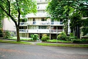 Furnished Apartment Weekly Rental West End Vancouver #583w