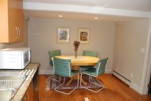 Newly Renovated 2 Bedroom Garden Suite Furnished North Van #572 North Shore Greater Vancouver Area image 7
