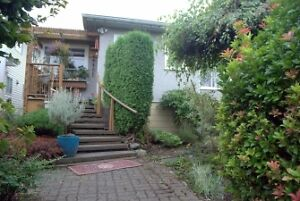 Bright Clean Spacious Furnished Suite - Gorgeous Backyard #640