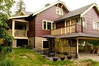 Immaculate 2 Bedroom Furnished Garden Suite West Vancouver #430
