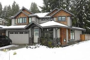 Stunning Furnished Garden Suite in New House - North Van #620 North Shore Greater Vancouver Area image 1