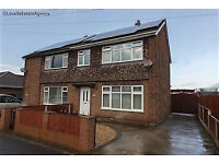 3 Bedroom House to rent in Scunthorpe, Collinson Avenue - High Standard