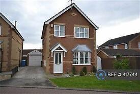 3 bedroom house in Sleightholme Close, Kingswood, Hull, HU7 (3 bed)