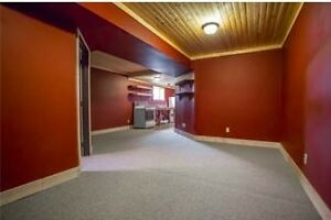 Basement suite for rent close to Downtown and General Hospital
