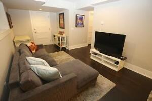 Stunning Furnished Garden Suite in New House - North Van #620 North Shore Greater Vancouver Area image 2