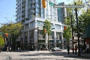 Contemporary Condo on Robson Street for Rent Furnished #292
