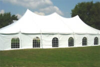Drivers and Tent Installers Wanted