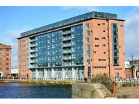 Waterside Apartment - Luxury 7th floor two bedroom furnished apartment, with parking