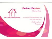 Commercial and Domestic Cleaners Available