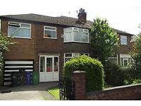 Two rooms in 4 bedroom semi-detached house