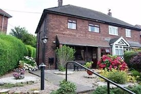 For Rent - semi detached house to rent - Bentilee Stoke-on-Trent