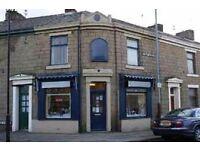 Retail/Office Shop to let Accrington BB5 5NS £350 per Month