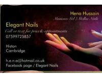 Nails, Manicure, Gel and Shellac nails