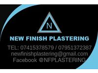 New Finish Plastering (Quality plastering at an affordable price)