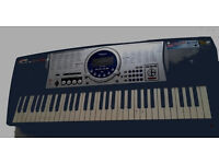 Electric keyboard, used but it's still in very good condition