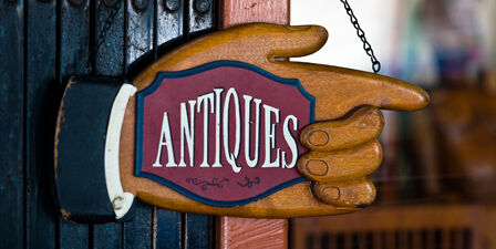MORE THAN JUST A MEMORY ANTIQUES