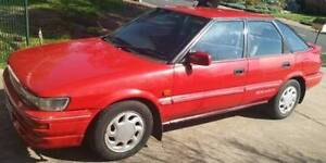 1992 Toyota Corolla Hatchback Seaford Meadows Morphett Vale Area Preview