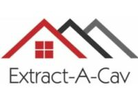 Extract-A-Cav. Cavity wall insulation extraction experts. Removing failed cavity wall insulation.